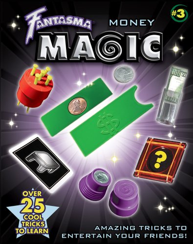 Fantasma Toys Money Magic - New 25 Illusions ()