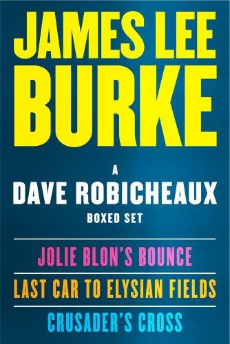 Dave Robicheaux Ebook Boxed Set ebook product image