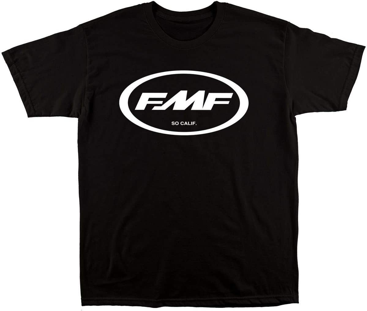 Medium FMF Factory Classic Don 2 T-Shirt Black//White