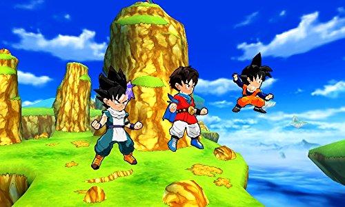 Dragon Ball Fusions Amazon De Games
