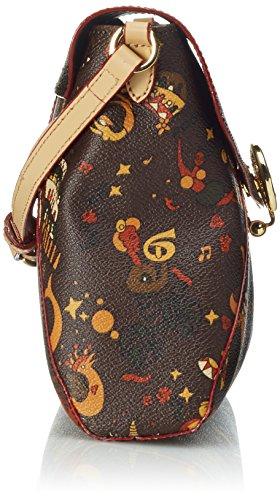 Piero Guidi Sling Bag brown