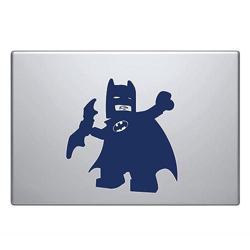 amazon com lego batman macbook decal dc comics superheroes vinyl