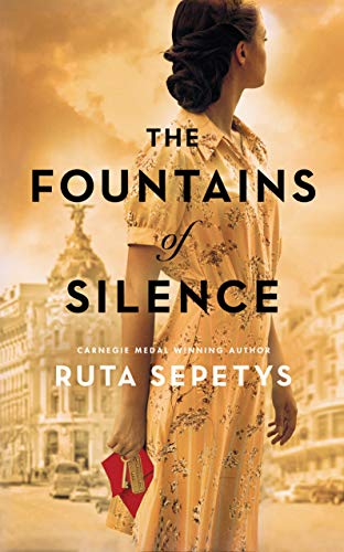 The Fountains Of Silence por Ruta Sepetys