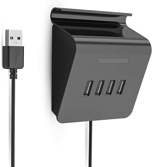 KOBWA - Adaptador de 4 puertos USB 3.0 para conectores de datos ...