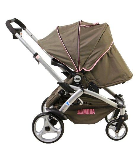 Mia Moda Atmosferra Stroller, Browny Rose