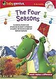 Baby Genius The Four Seasons w/bonus Music CD Image
