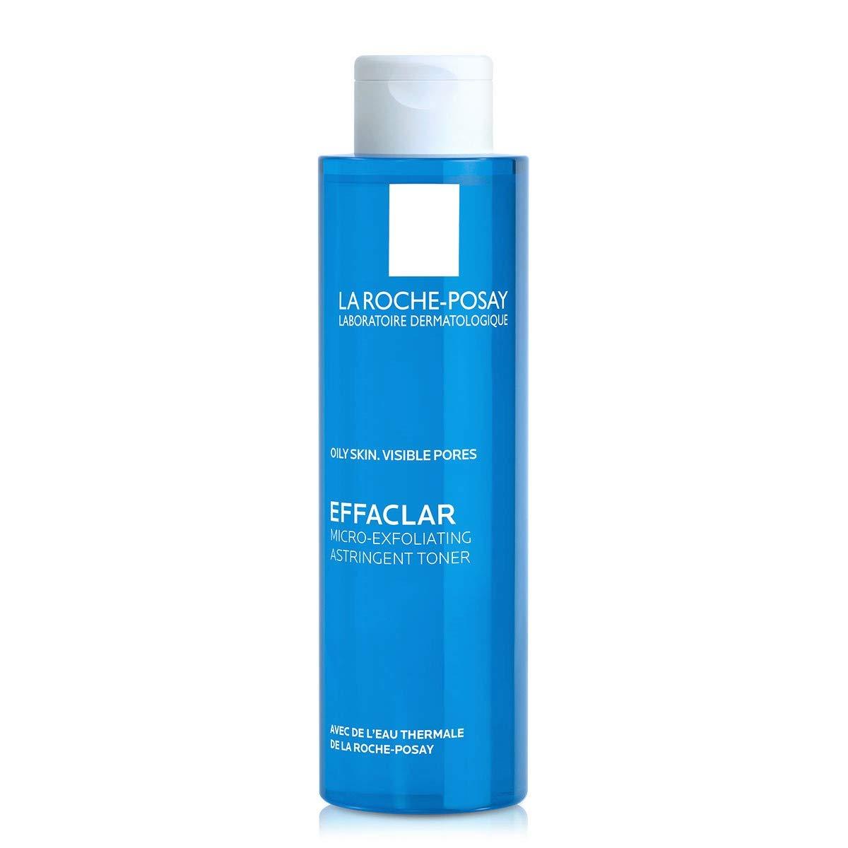 La Roche-Posay Effaclar Astringent Face Toner for Oily Skin, 6.76 Fl. Oz. by La Roche-Posay