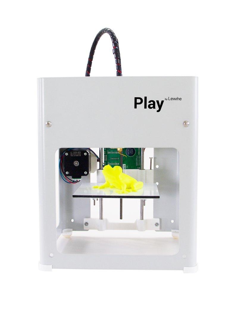 Lewihe Play impresora 3D para uso doméstico o educativo: Amazon.es ...