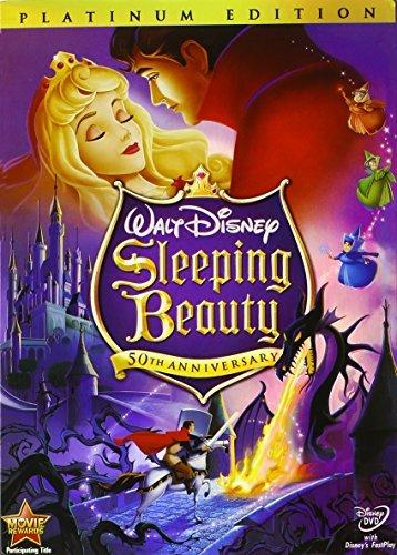 Sleeping Beauty: Platinum Edition by Buena Vista Home - Buena Vista Mall