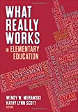 img - for What Really Works in Elementary Education book / textbook / text book