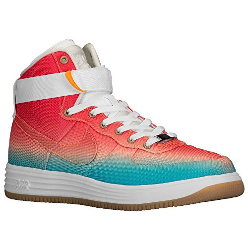 Nike Mens Lunar Force 1 Hi Athletic Fashion Trainers 647902 300 UK 7 outlet store outlet excellent cheap sale best prices sr6xJgD