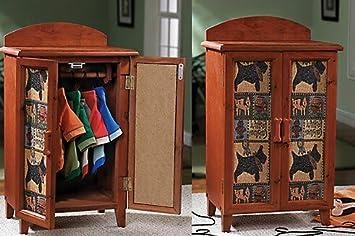 Amazing Dog Pet Clothes Closet Wardrobe Furniture