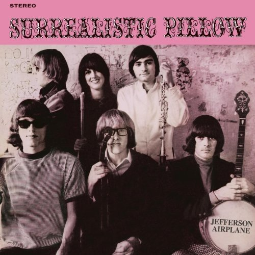 Jefferson Airplane - Surrealistic Pillow (United Kingdom - Import)