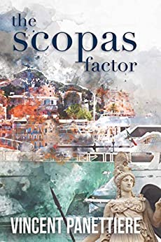 The Scopas Factor by [Panettiere, Vincent]