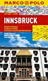 Innsbruck Marco Polo City Map: 1:10K (Austria) (Marco Polo City Maps)