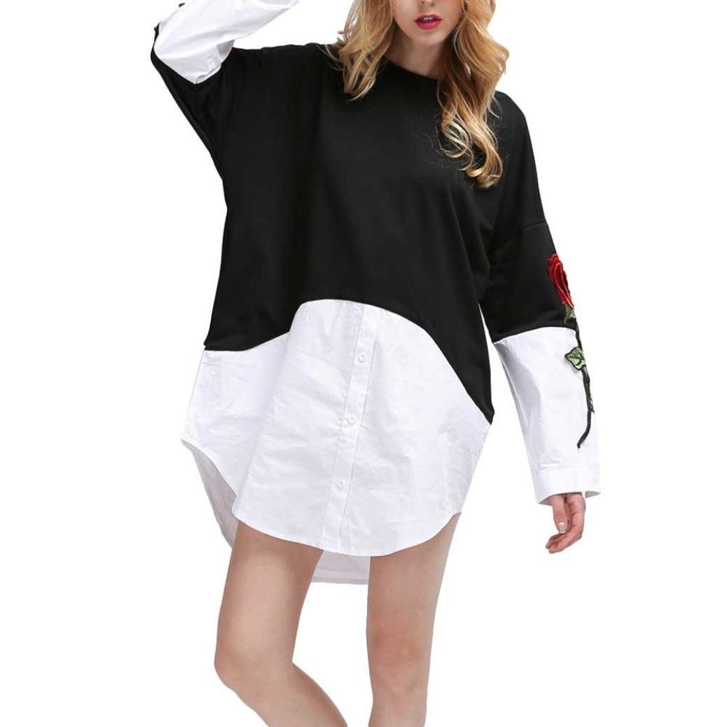 para Mujer Fulltime/® Twin-Set Cuello Redondo