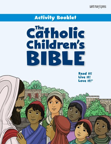 (The Catholic Children's Bible Activity Booklet)