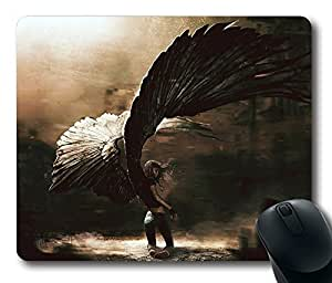 Fly Customizable Rectangle Mouse Pad by icasepersonalized