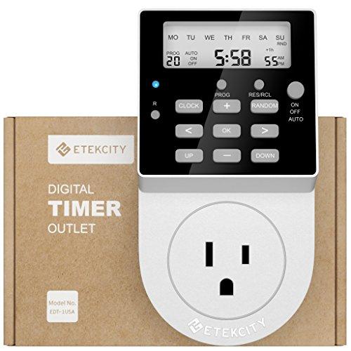 Digital Automatic Time Clock - 9