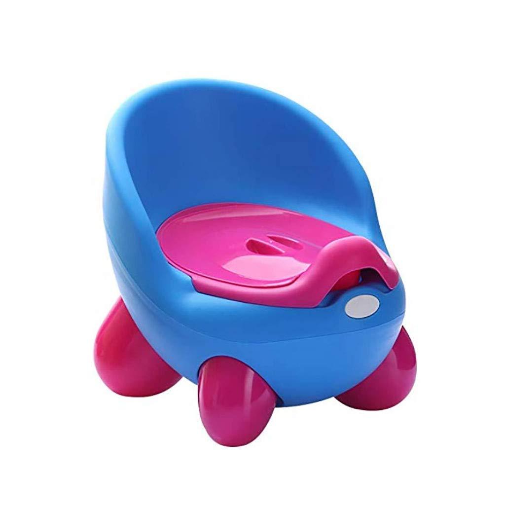 Toilette Pour Enfants Combinaison D/étachable Libre Si/ège De Toilette Pour B/éb/é Angle St/ér/éo Support De Si/ège Dentra/înement S/écuritaire Et Stable Pour Dessin Anim/é