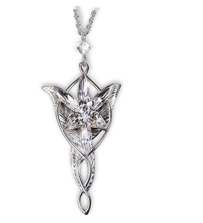 Arwen – Colgante Estrella de la Tarde – Plata Pura