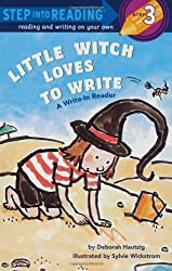 Little Witch Loves to Write: A Write-in Reader : Step 3