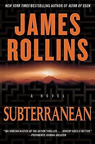 book cover of Subterranean