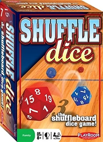 Shuffle Dice by Playroom Entertainment
