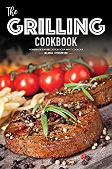 Grilling Cookbook Homemade Barbecue Cookout ebook