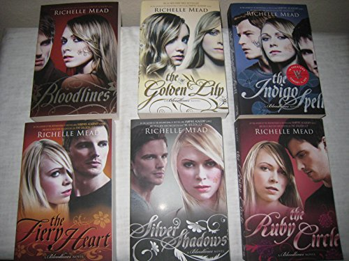 Golden lily the best amazon price in savemoney the complete richelle meads bloodlines series books 1 6 bloodlines the golden lily fandeluxe Image collections