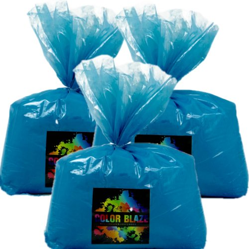 - Color Powder Blue 15lbs- perfect for gender reveals