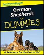 Dog Training book: German Shepherds For Dummies