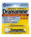 Dramamine Motion Sickness Relief Original Formula | 12 Tablets | Pack of 6 | Prevents Nausea, Dizziness, and Vomiting