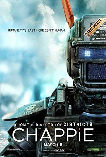 Amazon.com: Chappie Movie Poster 27 x 40 Style B 2015 ...
