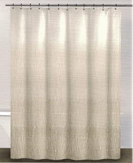 grey linen shower curtain. DKNY Twine Linen  Beige Cotton Fabric Shower Curtain Amazon com Echelon Home Washed Belgian