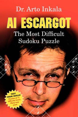 AI Escargot - The Most Difficult Sudoku Puzzle pdf epub