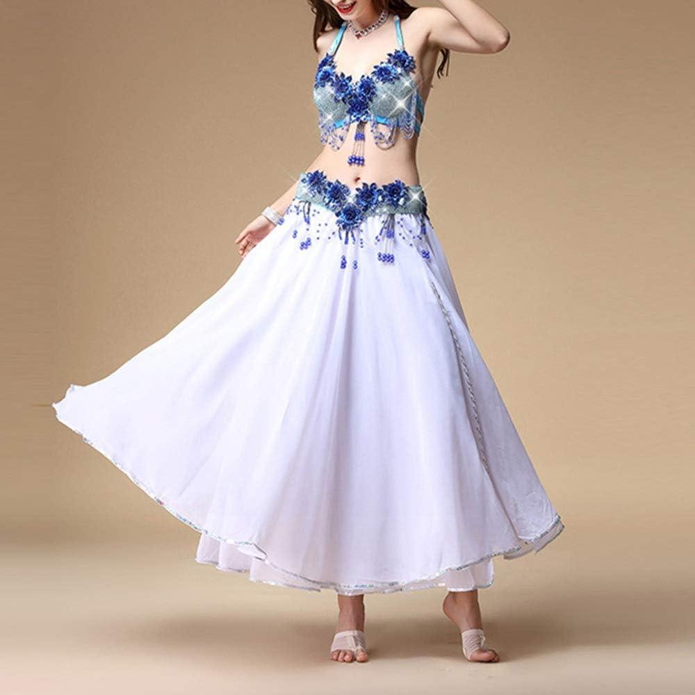 Falda de traje de falda para mujer Del vientre falda de baile ...
