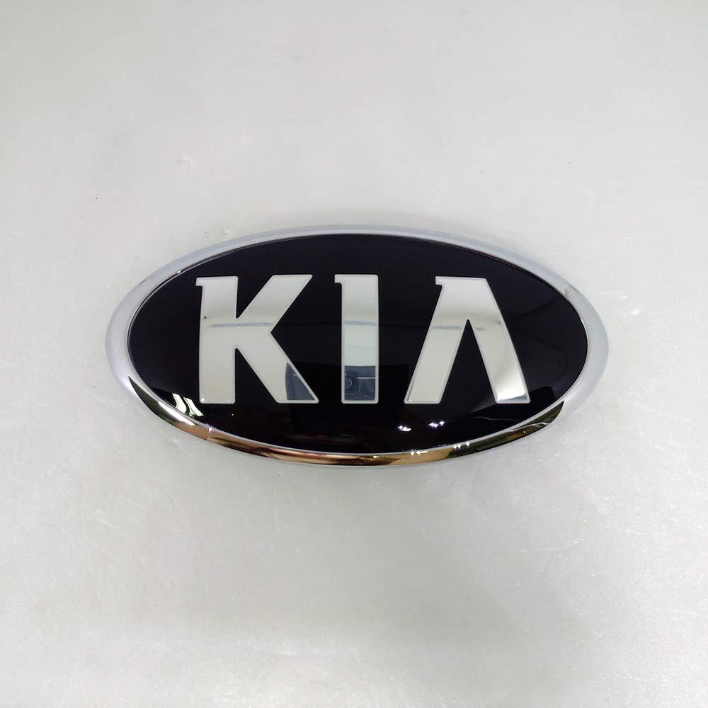 Automotiveapple 863181Y000 KIA Front Hood Emblem for 2011 2015 Kia Picanto Morning