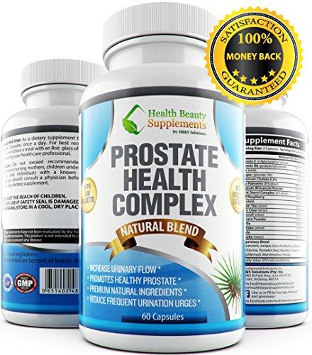 * PROSTATE SUPREME * PREMIUM - Prostate Supplements For Men - Prostate Support – NATURAL - Prostate Formula - Prostate Support Supplement - Prostate Health - Prostate 5lx
