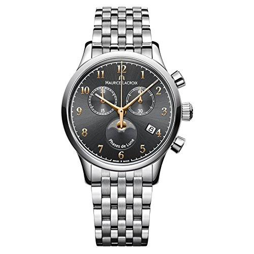 Maurice Lacroix Les Classiques wristwatch Lunar Phase Indicator