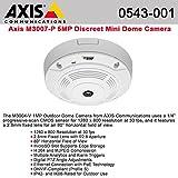0543-001 M3007-P Network Camera AXIS Communications Network Fixed Surveillance Camera