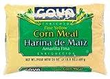 Goya Fine Yellow Corn Meal 24 oz | Harina de Maiz Amarilla 24 oz