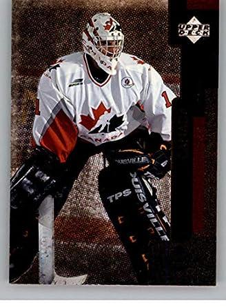 Amazon Com 1997 98 Ud Black Diamond Hockey Hockey 131 Roberto