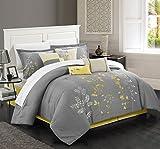 Best Better Homes & Gardens Comforters - Chic Home 8 Piece Bliss Garden Comforter Set Review