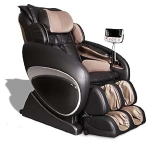 Osaki OS-4000T Zero Gravity Massage Chair (black) with White Glove Delivery