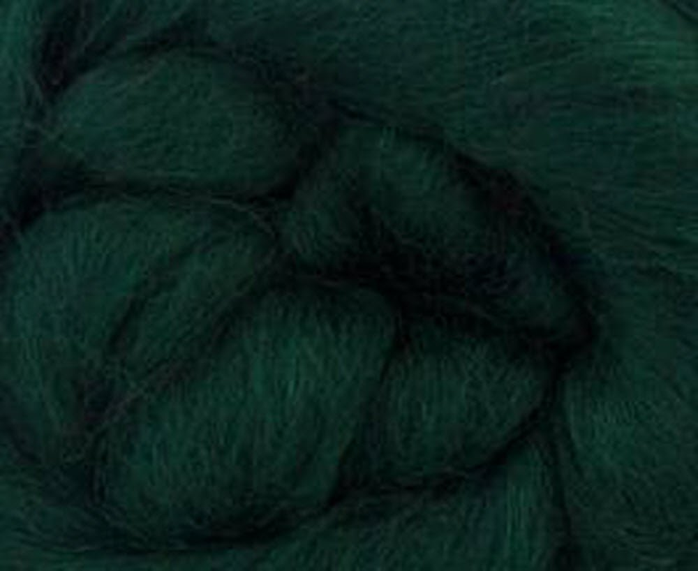 Red Rose Corriedale Wool Roving One Ounce Assorted Colors for Felting and Spinning NZ