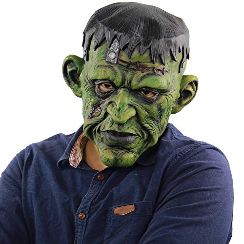 Horror Halloween Novelty Gruesome Frankenstein Creepy Role-Playing Props Gruesome Villain -