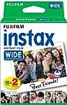 Fujifilm Instax Wide Gloss Instant Fi...