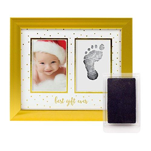 Lil Peach Babyprints Handprint Or Footprint Photo Frame