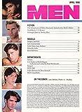 * NO COVER * Joey Stefano l Lars Gunnarssen/Hans Mueller l Brett Williams l Vintage Gay Porn - April, 1990 Advocate Men Magazine